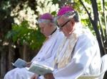 Biskup Otec Maly v Los Angeles
