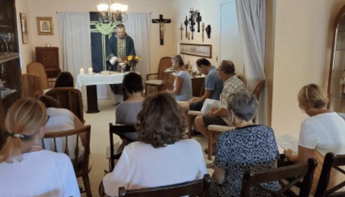 Červenec – Pozdrav od otce Libora z kalifornského Velehradu